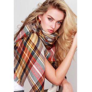 Oversized scarf, shawl, wrap